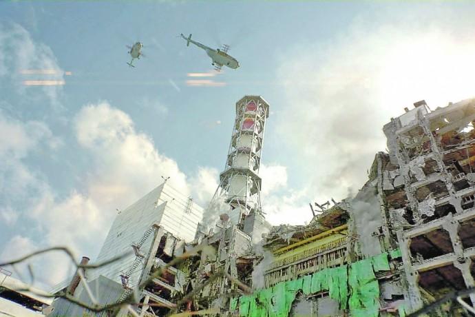 Чернобыль фильм