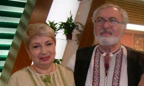 Валерій та Наталя Лапікури
