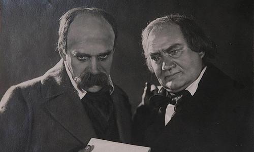Шевченко і Щепкін