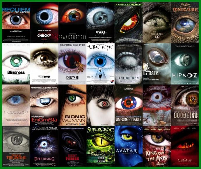Тренд: Крупный глаз