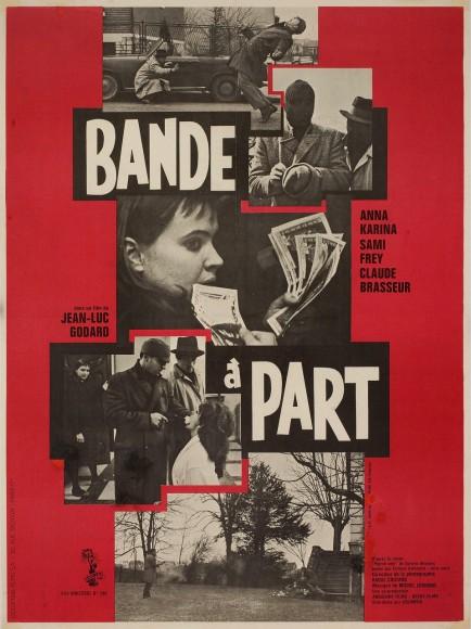 """""""Банда аутсайдеров"""" (1964)"""