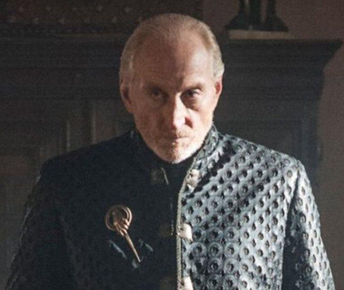 Кожаная куртка с застёжками Тувина Ланнистера