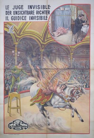 """""""Причудливые нити судьбы"""" (1913)"""