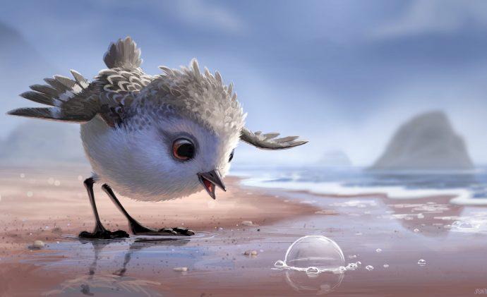«Пайпер» Piper Pixar