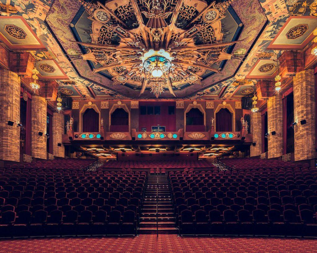 Статьи  25 самых впечатляющих кинотеатров мира - ФОТО