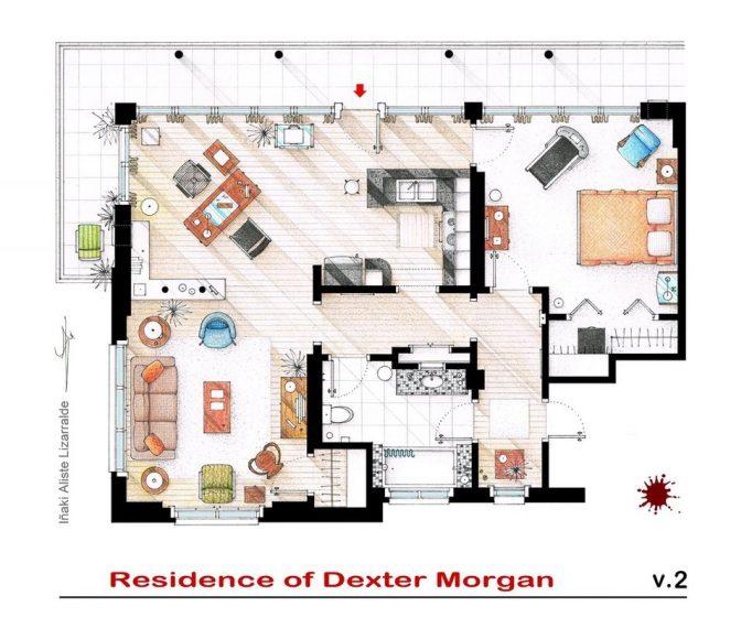 Квартира Декстера Моргана («Декстер»)