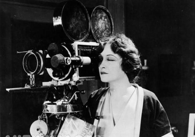 женщины киноиндустрия