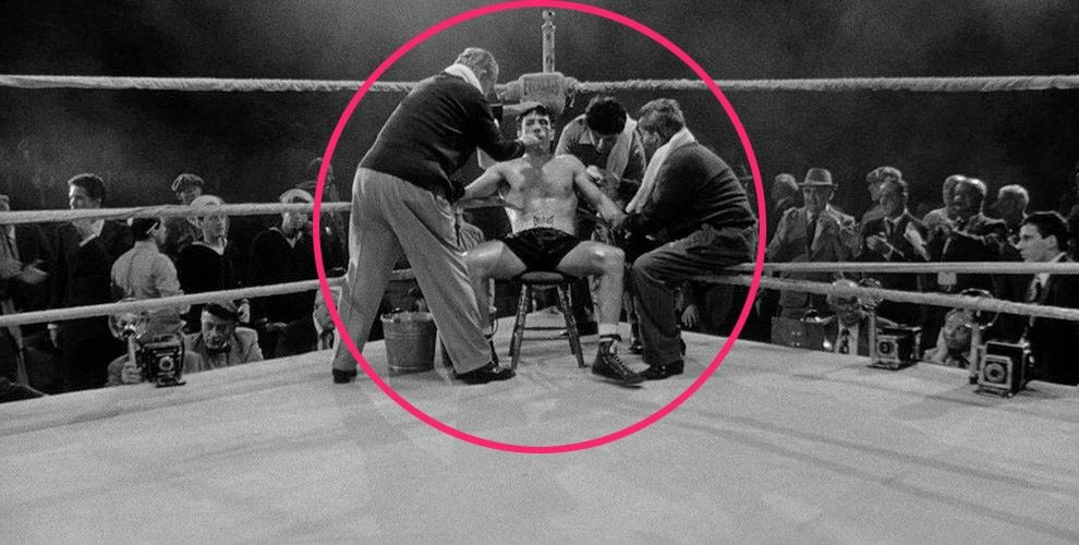 an analysis of the character jake la motta in the film raging bull by martin scorsese Jake lamotta passes away at age 95 miami, fl, september 20—legendary world middleweight champion and boxing hall of famer jake lamotta, who later became the central character in the martin scorsese-directed academy award-winning film raging bull (1980) starring robert de niro, passed away in miami, florida today.