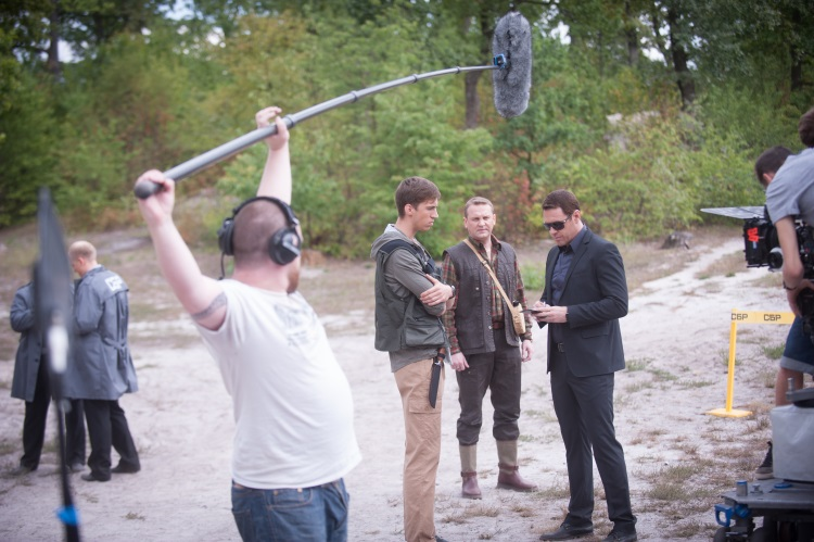 Новости  Начались съёмки третьего сезона «Нюхача»