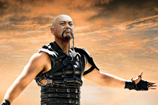 «Гладиатор» в исполнении Чоу Юн-Фата