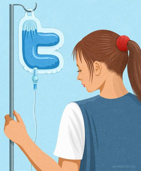 Статьи  Как социальные сети убивают личность