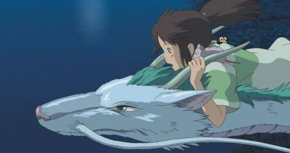 Видео Новости  Эволюция мультфильмов студии Ghibli в одном видео