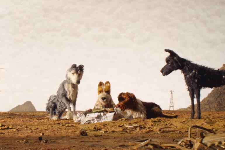 Вышел трейлер мультфильма Уэса Андерсона про говорящих собак