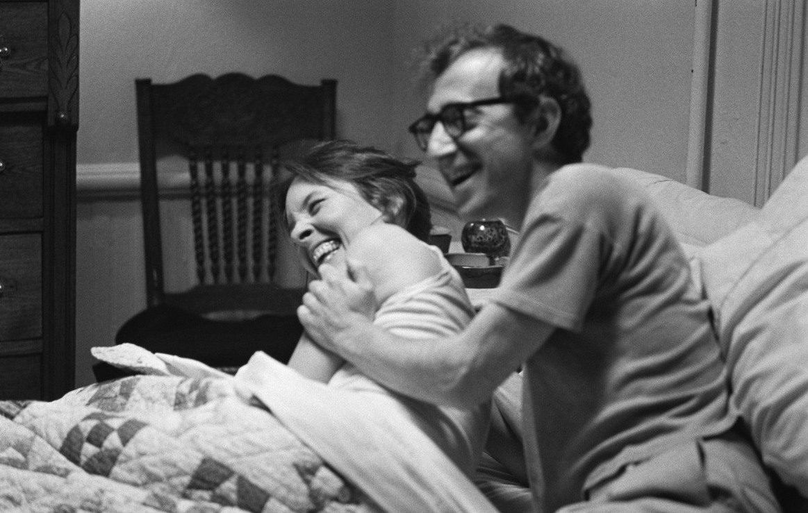 an analysis of a plethora of people have written about woody allen by john lahr
