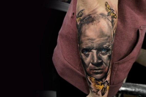 Новини  Найефектніші татуювання з фільмів