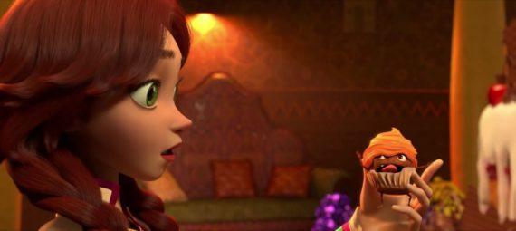 Статьи  10 фактов об анимации «Украденная принцесса: Руслан и Людмила»