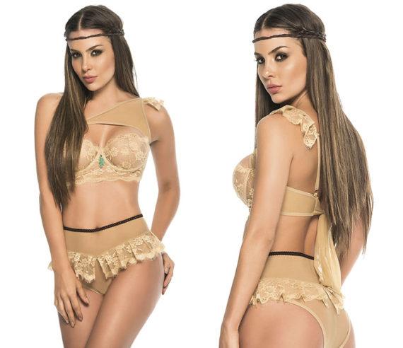 Новости  Диснеевские принцессы разделись в рекламе нижнего белья