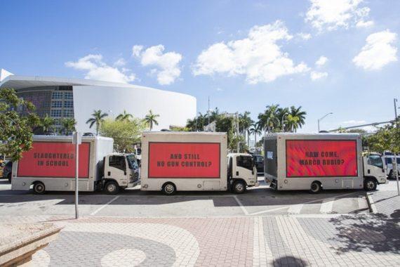Новости  По всему миру проходят акции вдохновленные фильмом «Три билборда на границе Эббинг, Миссури»