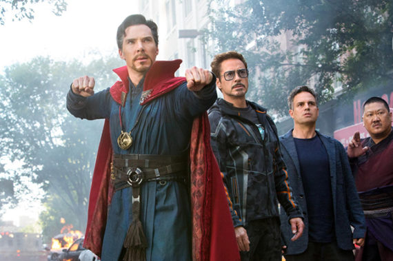 Статьи  10 интересных фактов о фильме «Мстители: Война бесконечности»