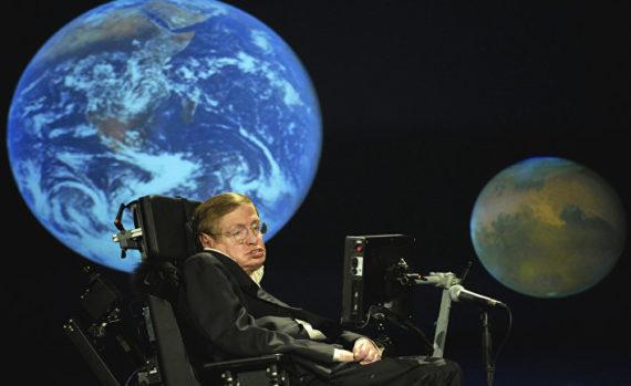 Списки  Умер Стивен Хокинг: Фильмы, в которых появлялся ученый