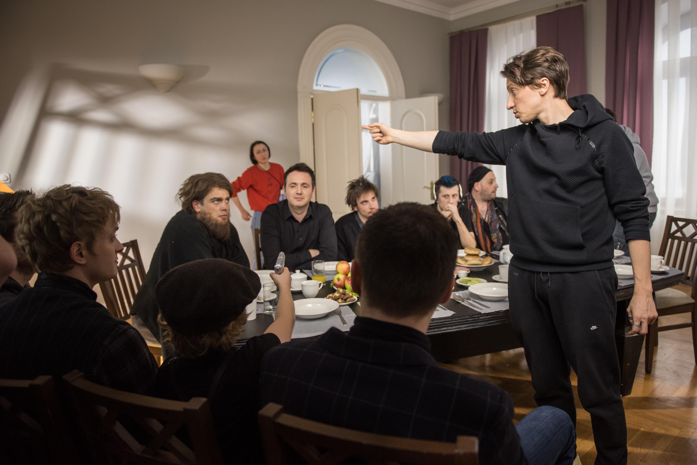 Новости  В Киеве снимают фильм о бывших отношениях