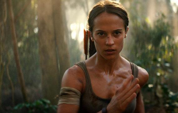 Статьи  «Tomb Raider: Лара Крофт»: 10 фактов о фильме