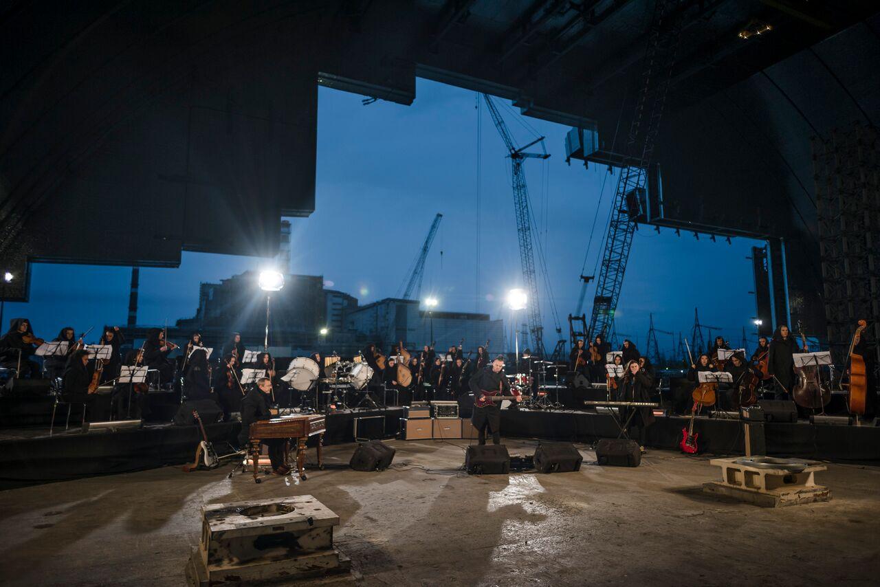 Статті  У Чорнобильській зоні зняли унікальний фільм «Арка» зі 150 музикантами