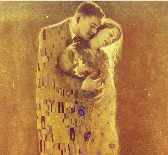 Новости  Художник талантливо сочетает популярные фильмы с известными картинами