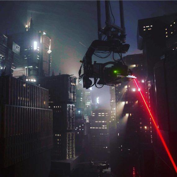 Видео Новости  Как создавались мини-декорации для фильма «Бегущий по лезвию 2049»: видео