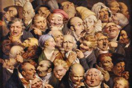 Луи-Леопольд Буальи «Тридцать шесть выражений лиц» (1825)