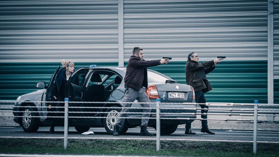 Новини  В Одесі знімають серіал «Принцип задоволення»