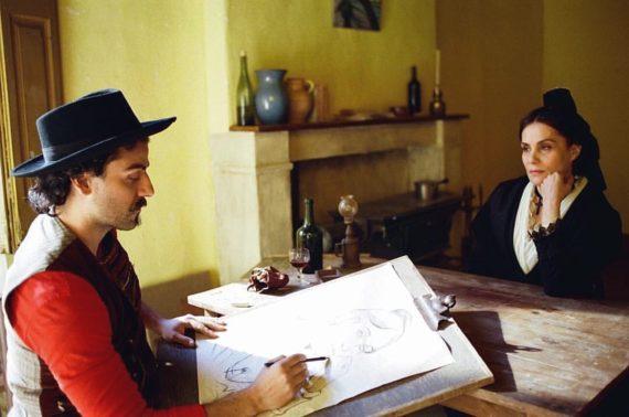 Списки  Ван Гог. На пороге вечности: смотреть или нет
